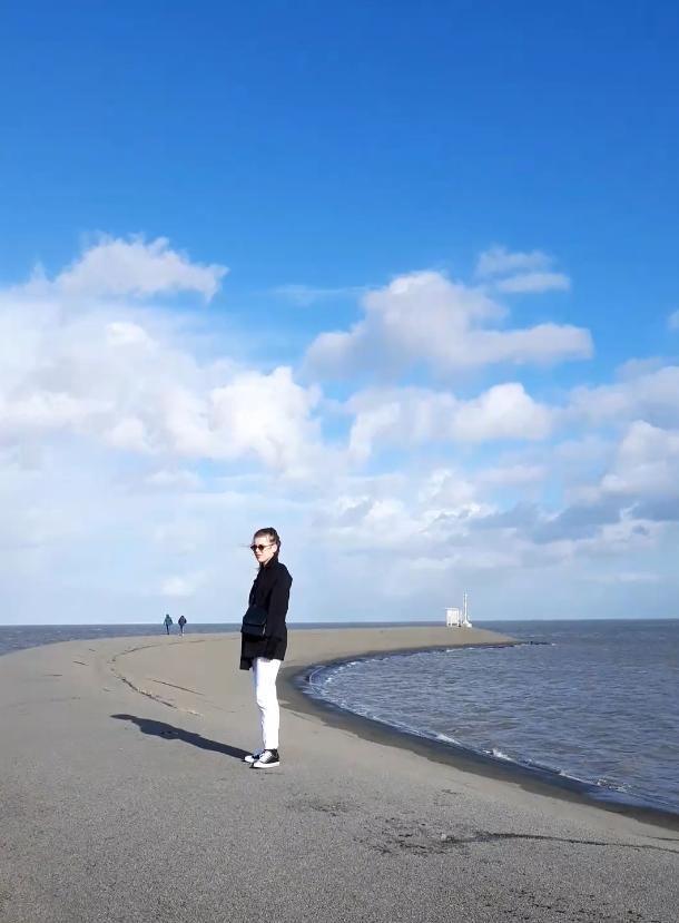 Z holandského pobrežia