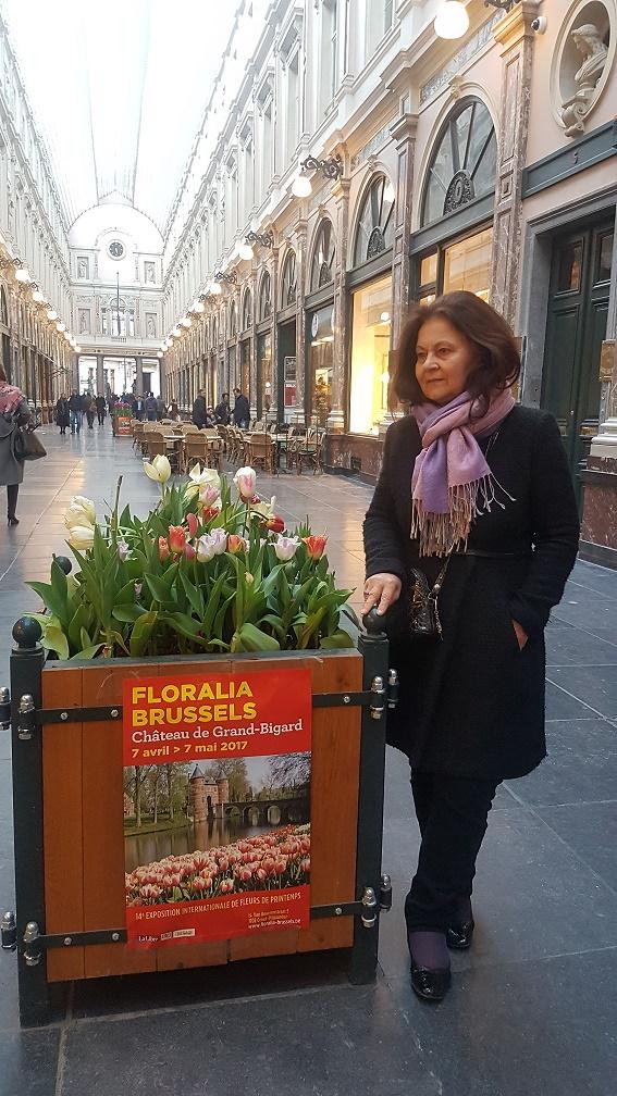 Z Bruselu.