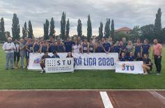 Spanilá jazda atlétov Slávie STU pokračovala aj na 2. kole celoštátnej atletickej ligy v Košiciach