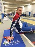 Ján Volko si na halových majstrovstvách Európy vybojoval bronz